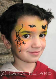 halloween face painting - Halloween Face Paint Ideas For Children